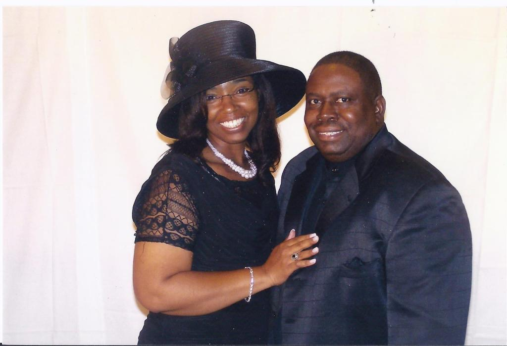 Bishop Curtis & Lady Chenise Frith